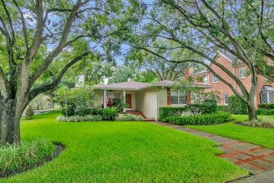 Tampa Single Family Home For Sale: 3129 W Oaklyn Avenue