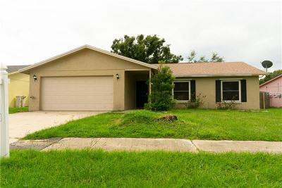 Single Family Home For Sale: 6224 Palmview Court