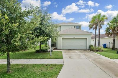 Riverview Single Family Home For Sale: 8322 Deerland Bluff Lane
