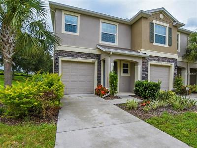 Hillsborough County Townhouse For Sale: 10419 Butterfly Wing Court