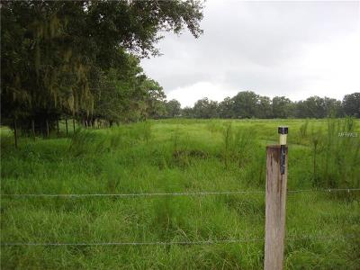 Wimauma Residential Lots & Land For Sale: 14922 Sweat Loop Road