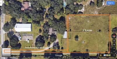Brandon Residential Lots & Land For Sale: 3221 Bell Shoals Road
