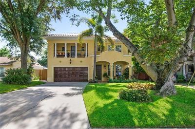 Tampa Single Family Home For Sale: 1770 S Habana Avenue