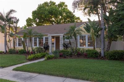 Single Family Home For Sale: 111 S Matanzas Avenue
