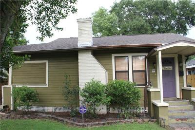 Single Family Home For Sale: 6609 N Central Avenue