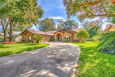 Plant City Single Family Home For Sale: 2906 Clubhouse Drive
