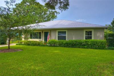 Single Family Home For Sale: 10924 N Edison Avenue
