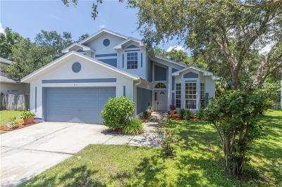 Tampa Single Family Home For Sale: 8110 Pond Shadow Lane