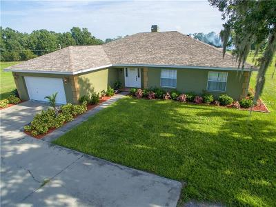 Wimauma Single Family Home For Sale: 15655 Carlton Lake Road