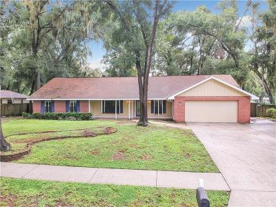 Valrico Single Family Home For Sale: 3018 Wister Circle