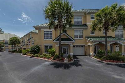 Apollo Beach Townhouse For Sale: 6321 Sunset Bay Circle