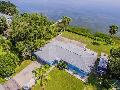 Clearwater Single Family Home For Sale: 1846 Sunrise Boulevard
