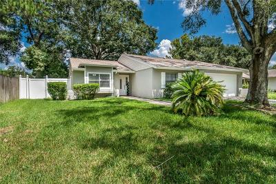 Single Family Home For Sale: 17541 Willow Pond Drive
