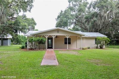 Single Family Home For Sale: 5001 Miley Road