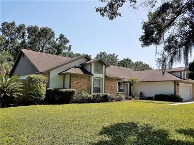 Valrico Single Family Home For Sale: 3701 Lithia Ridge Boulevard