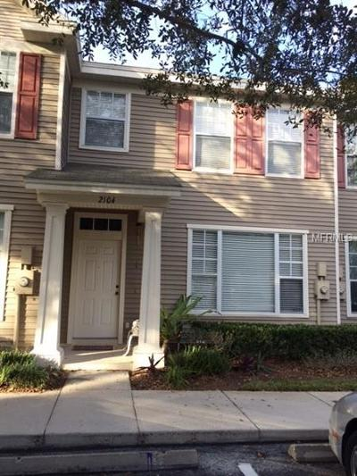 Valrico Townhouse For Sale: 2104 Golden Oak Lane