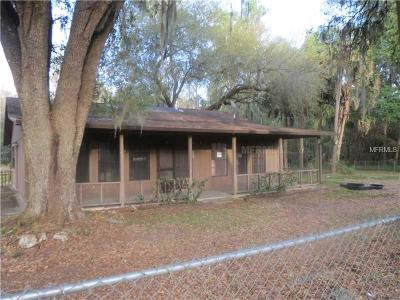 Zephyrhills Single Family Home For Sale: 2002 Paul S Buchman Highway