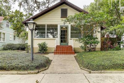 St Petersburg Single Family Home For Sale: 214 15th Avenue N