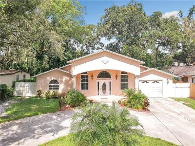 Lutz FL Single Family Home For Sale: $299,900