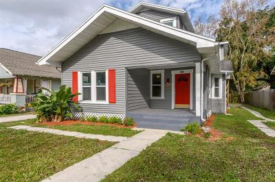 Tampa Single Family Home For Sale: 203 W Emma Street