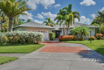 Hillsborough County, Pasco County, Pinellas County Single Family Home For Sale: 1405 Cobia Cay Drive