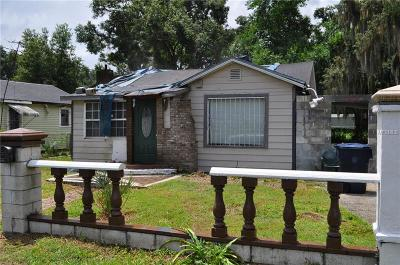 Tampa Single Family Home For Sale: 3803 E Curtis Street