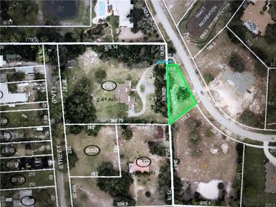 Tarpon Springs Residential Lots & Land For Sale: Austin Drive