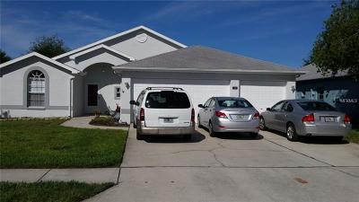 New Port Richey, New Port Richie Single Family Home For Sale: 7319 Julian Street