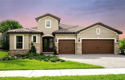 Orlando Single Family Home For Sale: 17627 Sailfin Drive