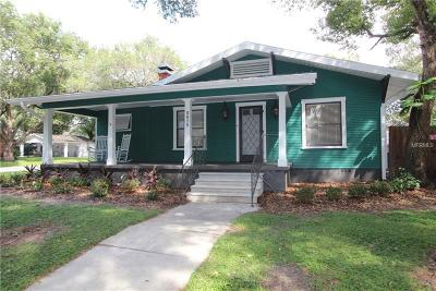 Tampa Single Family Home For Sale: 5609 N Branch Avenue