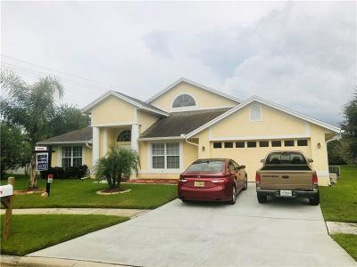Tampa Single Family Home For Sale: 11302 Palm Pasture Drive