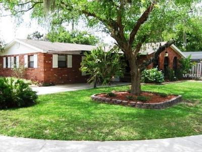 Seffner Single Family Home For Sale: 812 Walnut Drive