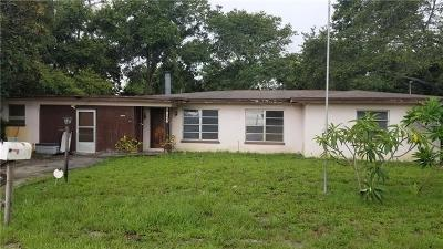 Largo Single Family Home For Sale: 1826 Bonnie Gail Drive
