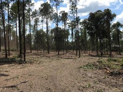 Dade City Residential Lots & Land For Sale: Lake Iola