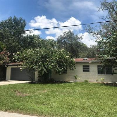 Single Family Home For Sale: 5614 Oakland Drive