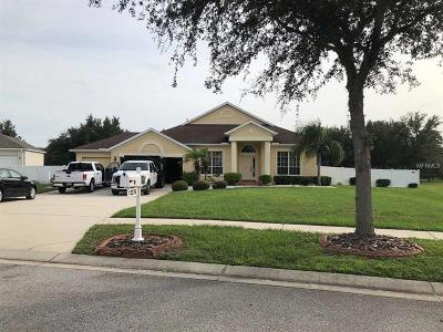 Hernando County, Hillsborough County, Pasco County, Pinellas County Single Family Home For Sale: 12376 Creek Edge Drive