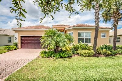 Wimauma Single Family Home For Sale: 16207 Diamond Bay Dr