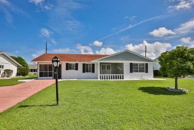 Sun City Center Single Family Home For Sale: 1511 Belle Glade Avenue