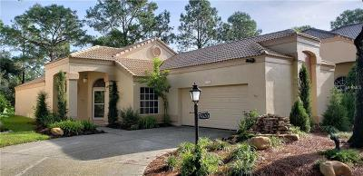 Single Family Home For Sale: 9320 Fairway Lakes Court