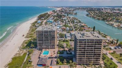 Treasure Island Condo For Sale: 7650 Bayshore Drive #1205