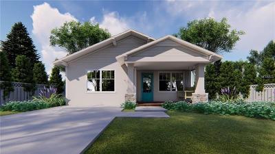 Single Family Home For Sale: 2402 E 20th Avenue