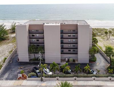 Madeira Beach Condo For Sale: 13650 Gulf Boulevard #203