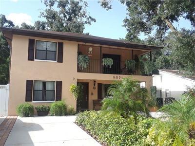 Tampa Single Family Home For Sale: 807 W Minnehaha Street #1/2