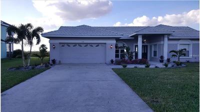 Bradenton Single Family Home For Sale: 6144 9th Avenue Circle NE