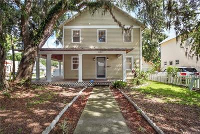 Single Family Home For Sale: 402 E Floribraska Avenue