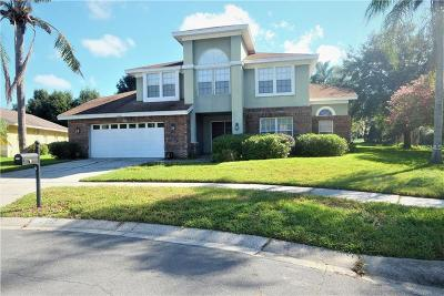Tampa Single Family Home For Sale: 9508 Larkbunting Drive