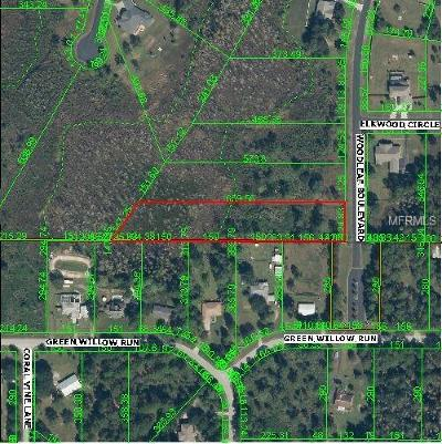 Residential Lots & Land For Sale: 8001 Woodleaf Boulevard