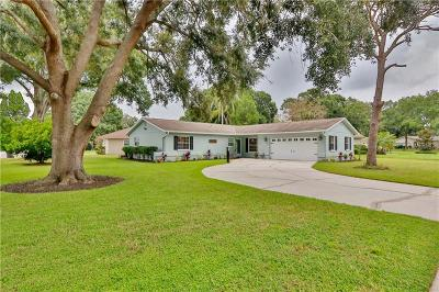 Tampa Single Family Home For Sale: 14002 Cherry Lake Drive