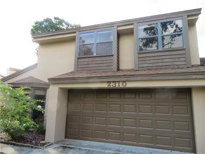 Hernando County, Hillsborough County, Pasco County, Pinellas County Townhouse For Sale: 2310 Village Green Boulevard