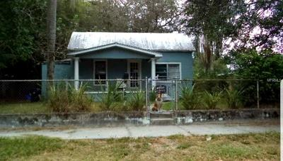 Tampa Single Family Home For Sale: 308 E Emily Street